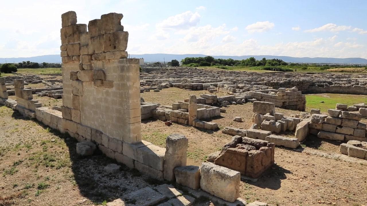 egnazia archeological park